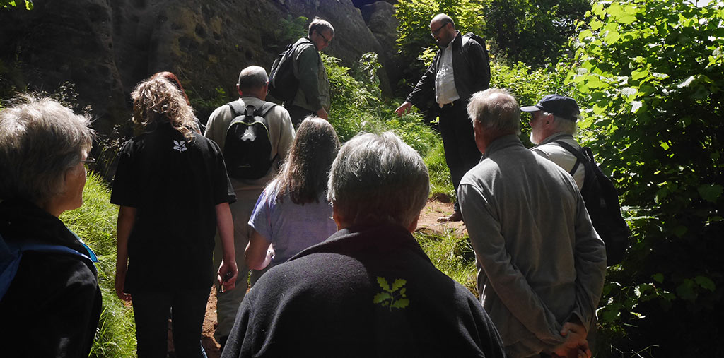 Start a New Adventure with the Rock Houses and Volunteer